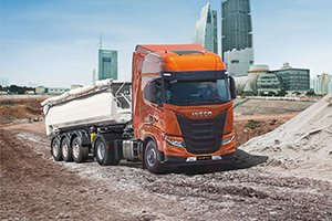 Hi-Traction mit dem IVECO Stralis X-WAY