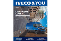 IVECO & YOU Magazin Cover Juli 2019